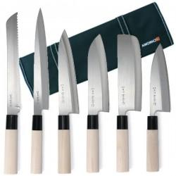 Juego de cuchillos japoneses Haiku Home de Chroma