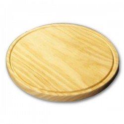 Tabla para pizza de madera