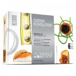 Kit de gastronomía molecular de Molecule-R