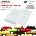 Molde Fashion èclair 80 CurveFlex de Silikomart