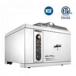 Mantecadora heladera Gelato 5K CREA SC de Nemox