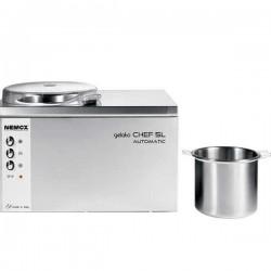 Mantecadora máquina de helados Gelato Chef 5L...