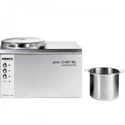 Mantecadora máquina de helados Gelato Chef 5L automatic de Nemox