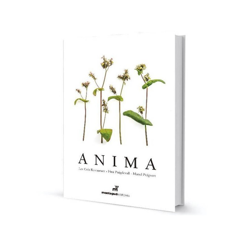 Anima Les Cols de Fina puigdevall y Manel puigvert