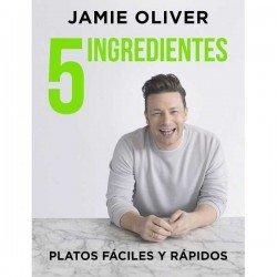 5 ingredientes, de Jamie Oliver. Platos fáciles...