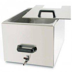 Cubeta térmica para sous vide Noon de 100% Chef