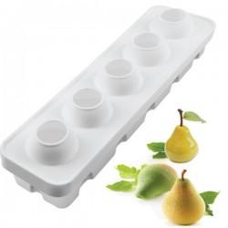 Molde pera y fico 115 de Silikomart