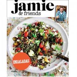 Jamie & Friends ensaladas de Jamie Olivier