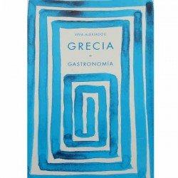 Grecia gastronomía. La cocina de Vefa. Biblia de recetas griegas