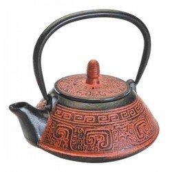 Tetera de hierro fundido India de Ibili