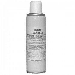 Spray antiadherente para crear moldes con silicona liquida
