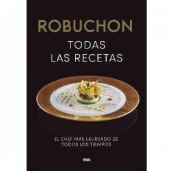 Robuchon, todas las recetas