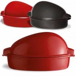 Asador horno de cerámica para pollos de Emile Henry