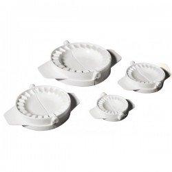 Set 4 moldes para empanadillas de Ibili