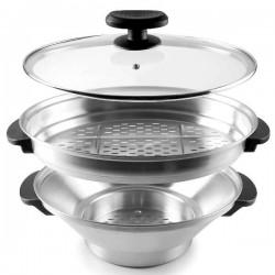 Vaporera para robot de cocina CookingMe 69561 de Lacor