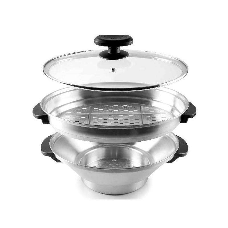 Vaporera para robot de cocina CookingMe de Lacor