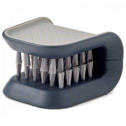 Cepillo limpiador de cuchillos y cubiertos...