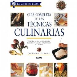 Guia completa de las técnicas culinarias