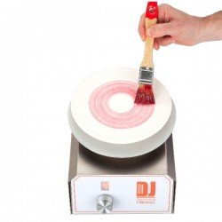 Soporte giratorio automático DJ Decor Food TurnTable