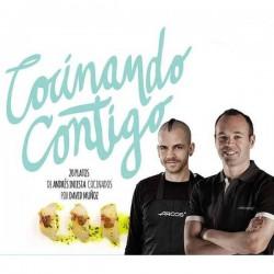 Cocinando contigo, Dabiz Muñoz y Andrés Iniesta. Arcos