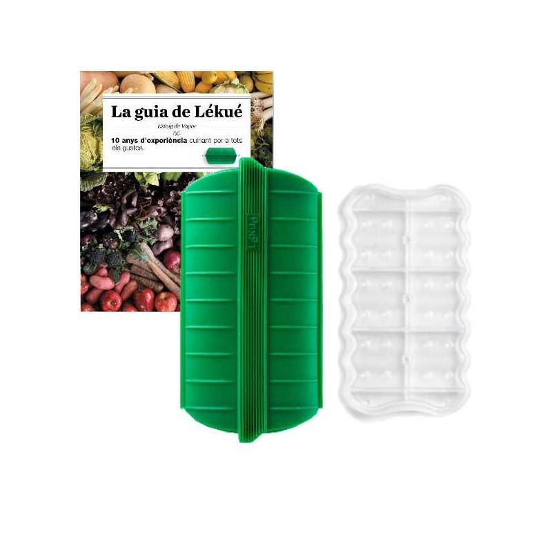Kit papillote silicona con filtro + libro
