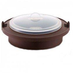 Vaporera de silicona para pan bao de Lékué