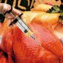 Inyector de salsas de 23 cm de Ibili