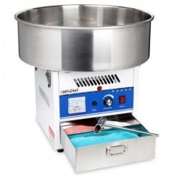 Máquina profesional para algodón de azúcar de 100% Chef