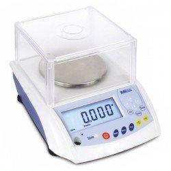 Balanza profesional de alta precisión 0.005 g...