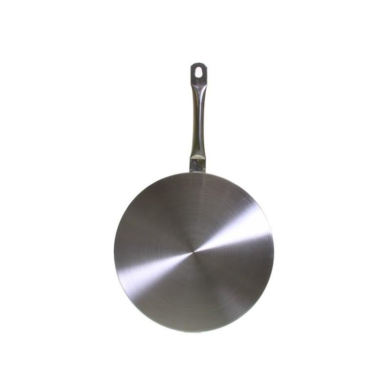 Adaptador Para Inducción De Acero Inoxidable Difusor De Calor Diámetro 14 5 Cm