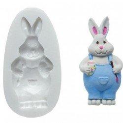 Molde Rabbit SugaFlex de Silikomart Professional