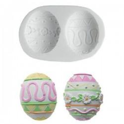 Molde Eggs SugarFlex de Silikomart Professional
