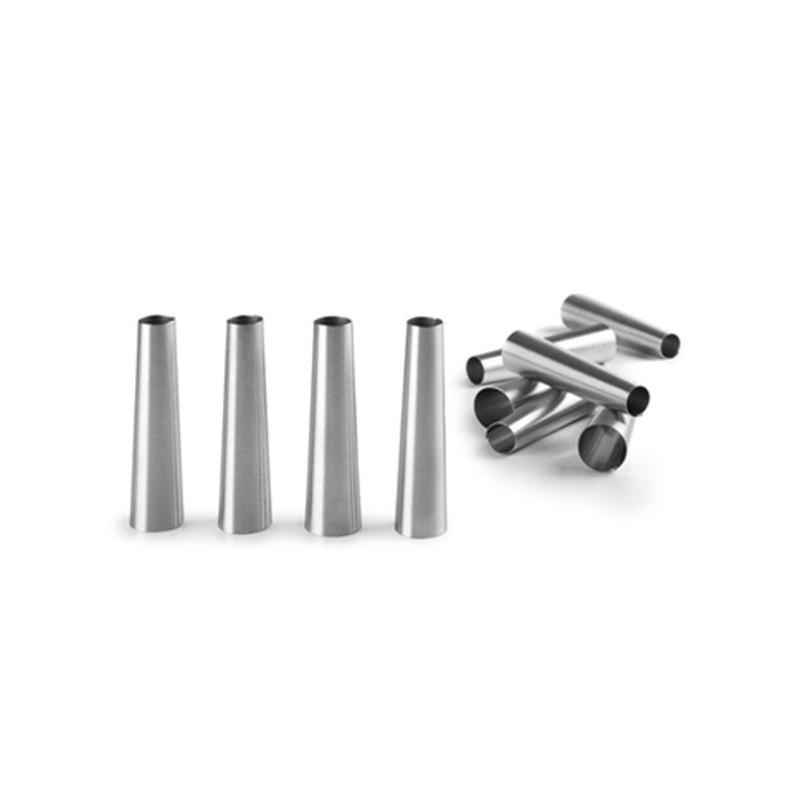 Set 12 moldes para canutillos mini de Ibili