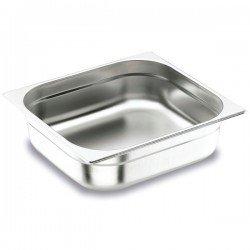 Cubetas gastronorm 2/3 acero inox de Lacor
