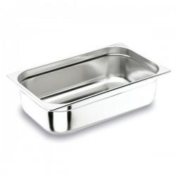 Cubeta Gastronorm 1/1 de acero inoxidable Lacor