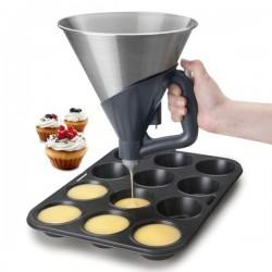 Dosificador de cocina profesional para masas salsas y cremas de Lacor