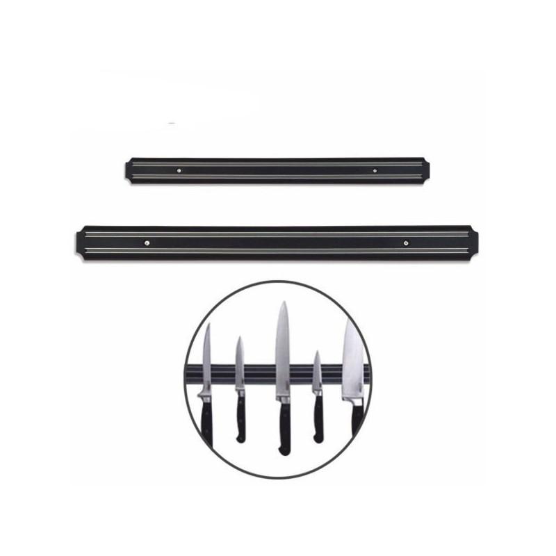 Barra magnética, imán para cuchillos de Lacor