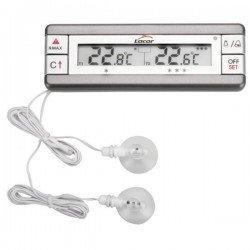 Termómetro para nevera / congelador con 2...