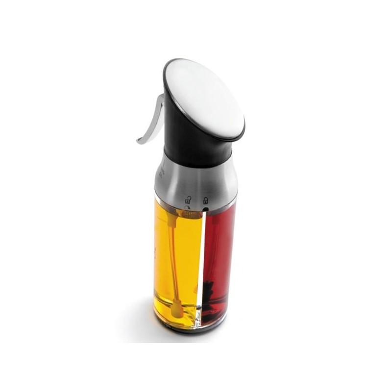 Pulverizador doble de aceite y vinagre de Lacor