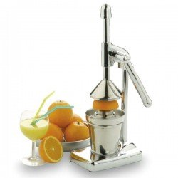 exprimidor de naranjas con palanca de Lacor