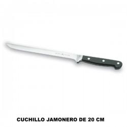 Maleta cuchillos forjados 9 piezas de Lacor