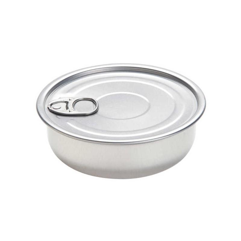 100 Latas de conserva con tapa Lata Bowl de 100% Chef