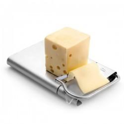 Cuchilla con soporte cortador de quesos de Lacor