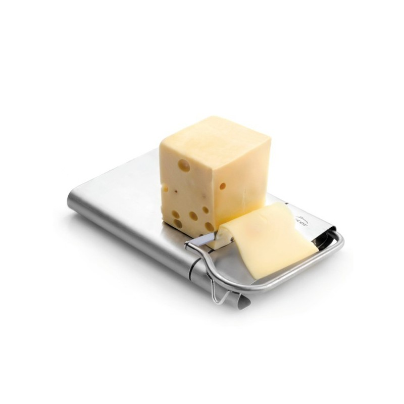 Cuchilla con soporte corta quesos de Lacor