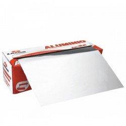 Papel de aluminio de cocina