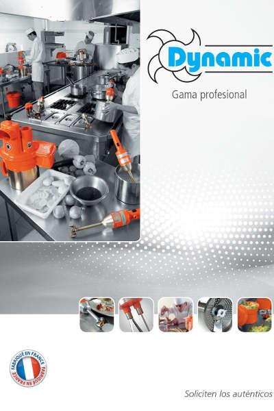 catálogo Dynamic Mixer