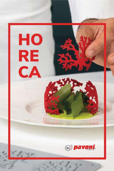 catálogo Pavoni HORECA
