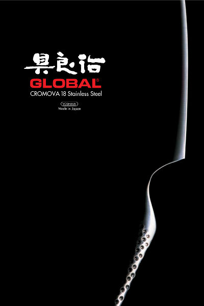catálogo cuchillos Global