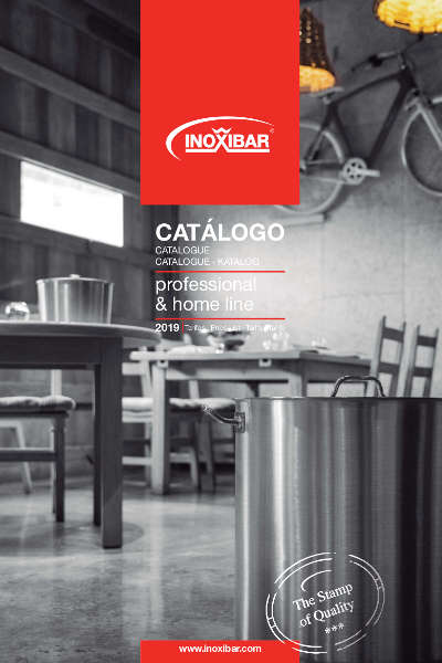 catálogo Inoxibar