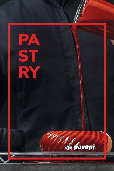 catálogo Pavoni pastry